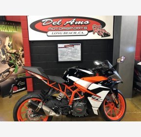 2018 KTM RC 390 for sale 200714236
