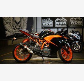 2018 KTM RC 390 for sale 200932361