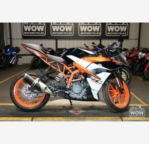 2018 KTM RC 390 for sale 201042681