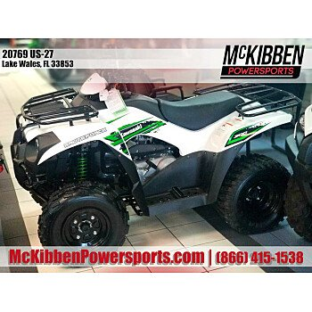 2018 Kawasaki Brute Force 300 for sale 200820367