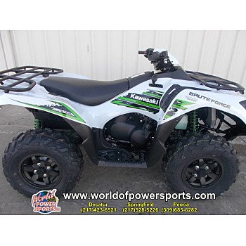 2018 Kawasaki Brute Force 750 for sale 200636831