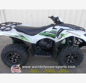 2018 Kawasaki Brute Force 750 Motorcycles for Sale
