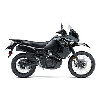 2018 Kawasaki KLR650 for sale 200521429