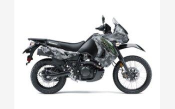 2018 Kawasaki KLR650 for sale 200533601