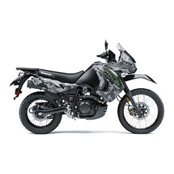 2018 Kawasaki KLR650 for sale 200533601