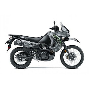 2018 Kawasaki KLR650 for sale 200608499