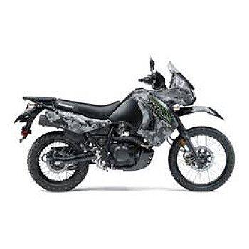 2018 Kawasaki KLR650 for sale 200655811