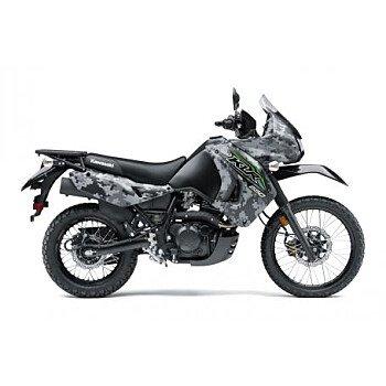 2018 Kawasaki KLR650 for sale 200660551