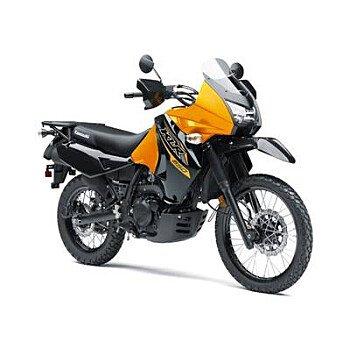 2018 Kawasaki KLR650 for sale 200667481