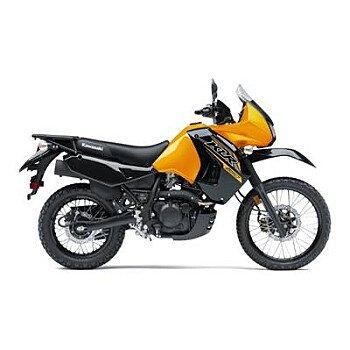 2018 Kawasaki KLR650 for sale 200690404