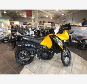 2018 Kawasaki KLR650 for sale 200535636