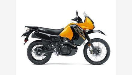 2018 Kawasaki KLR650 for sale 200568889