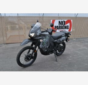 2018 Kawasaki KLR650 for sale 200739859