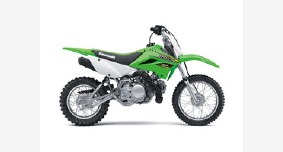 2018 Kawasaki KLX110 for sale 200562311