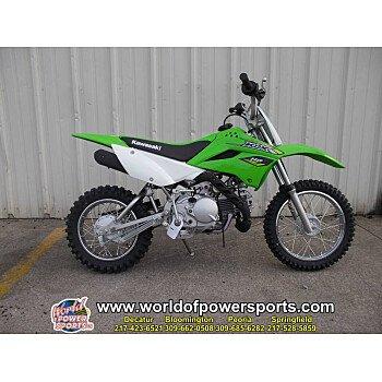 2018 Kawasaki KLX110 for sale 200636768