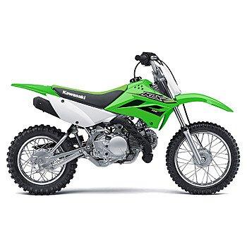 2018 Kawasaki KLX110 for sale 200689749