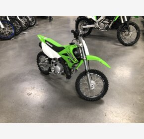 2018 Kawasaki KLX110 for sale 200539687
