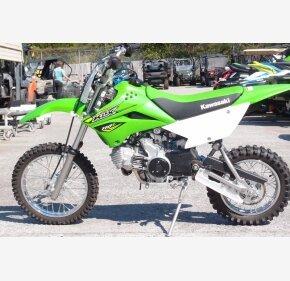 2018 Kawasaki KLX110 for sale 200616290