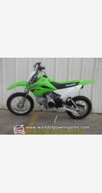 2018 Kawasaki KLX110 for sale 200636768