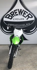 2018 Kawasaki KLX110 for sale 200685300