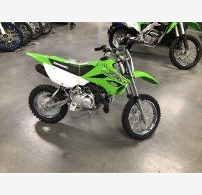 2018 Kawasaki KLX110L for sale 200539695