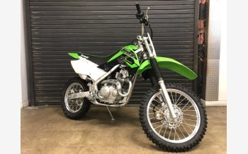 2018 Kawasaki KLX140 for sale 200520305