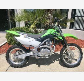 2018 Kawasaki KLX140 for sale 200571236