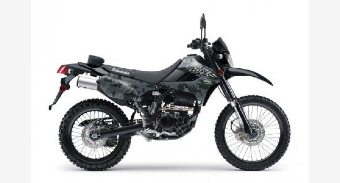2018 Kawasaki KLX250 for sale 200591701