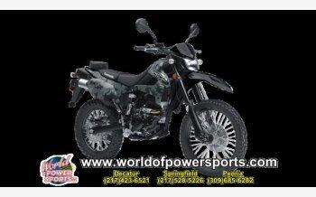2018 Kawasaki KLX250 for sale 200637126