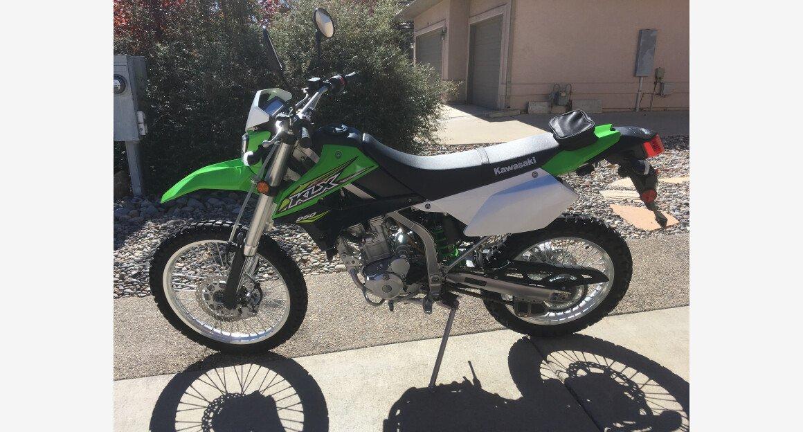 2018 Kawasaki KLX250 for sale 200642266