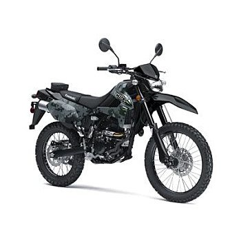 2018 Kawasaki KLX250 for sale 200667480
