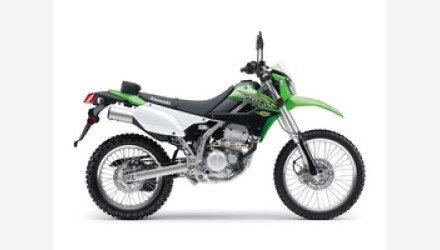 2018 Kawasaki KLX250 for sale 200508170