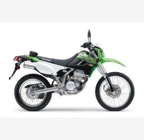 2018 Kawasaki KLX250 for sale 200736104