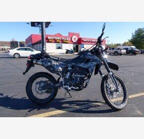 2018 Kawasaki KLX250 for sale 200998089