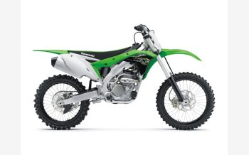 2018 Kawasaki KX250F for sale 200547135
