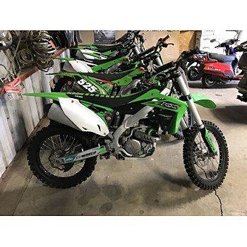 2018 Kawasaki KX250F for sale 200588181