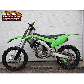 2018 Kawasaki KX250F for sale 200660333