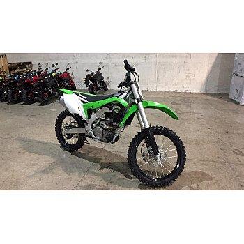 2018 Kawasaki KX250F for sale 200687289