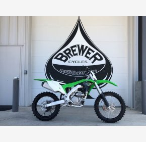 2018 Kawasaki KX250F for sale 200476304