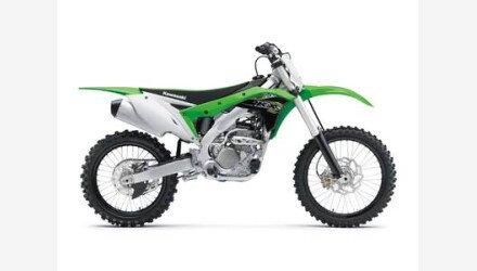 2018 Kawasaki KX250F for sale 200486284
