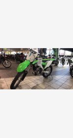 2018 Kawasaki KX250F for sale 200503888