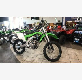 2018 Kawasaki KX250F for sale 200508697