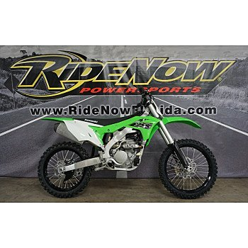 2018 Kawasaki KX250F for sale 200593184