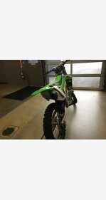 2018 Kawasaki KX250F for sale 200600175