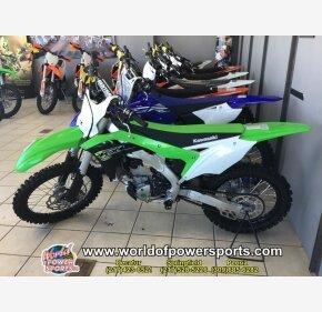 2018 Kawasaki KX250F for sale 200636769
