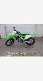 2018 Kawasaki KX250F for sale 200636873