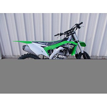 2018 Kawasaki KX250F for sale 200636898