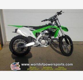 2018 Kawasaki KX250F for sale 200636908