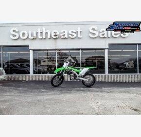 2018 Kawasaki KX250F for sale 200655758
