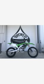 2018 Kawasaki KX250F for sale 200692403